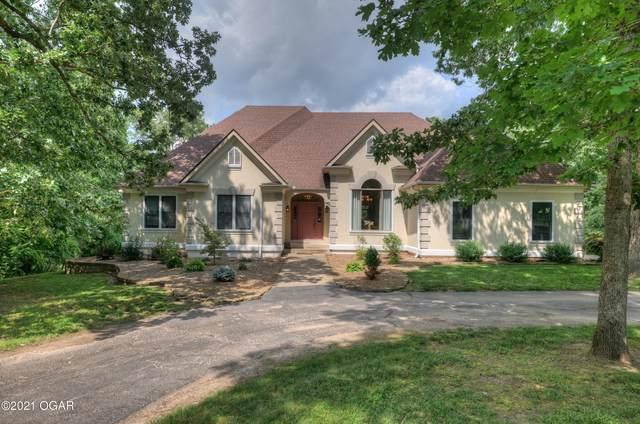 1121 Bradley Drive, Joplin, MO 64804 (MLS #212816) :: Davidson Group