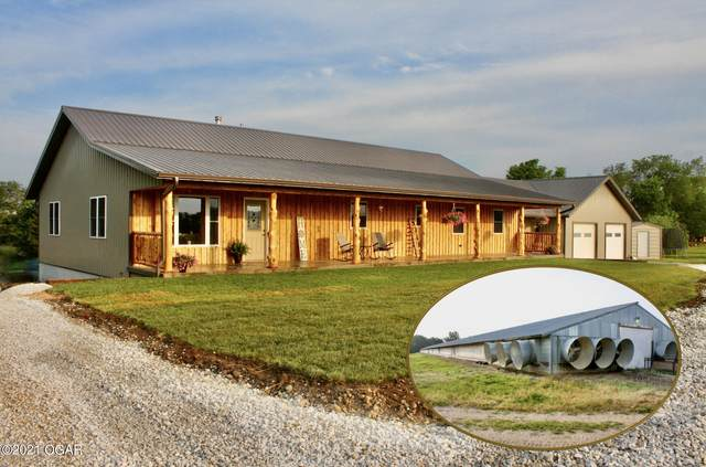 3610 96, LaRussell, MO 64848 (MLS #212936) :: Davidson Group