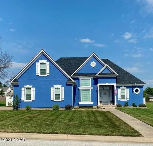 501 Ashmore Drive, Carl Junction, MO 64834 (MLS #213020) :: Davidson Group