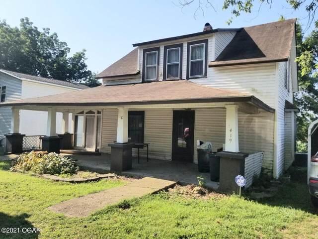 419 2nd Street, Anderson, MO 64831 (MLS #213259) :: Davidson Group
