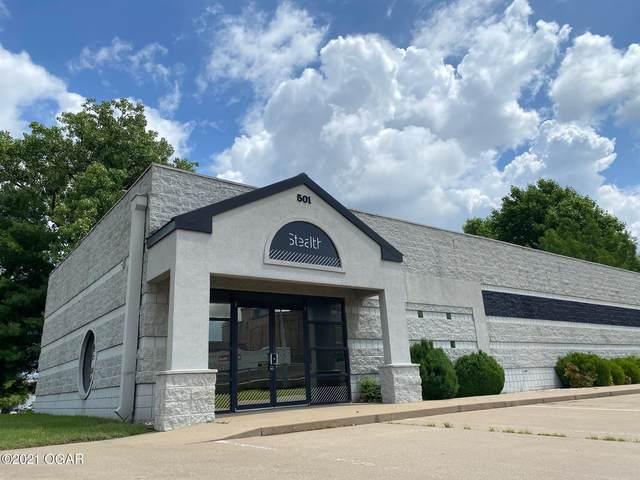 501 E 7th Street, Joplin, MO 64801 (MLS #213453) :: Davidson Group
