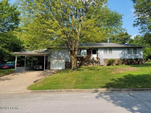 105 Kathy Drive, Cassville, MO 65625 (MLS #213484) :: Davidson Group