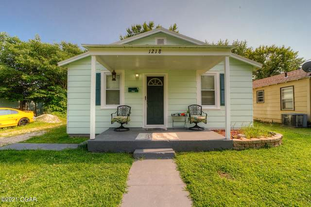 1218 W 12th Street, Joplin, MO 64801 (MLS #213547) :: Davidson Group