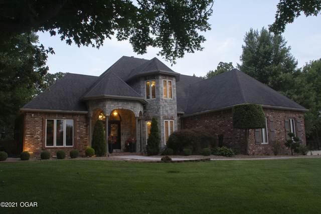 108 Hidden Valley Drive, Joplin, MO 64804 (MLS #213650) :: Davidson Group