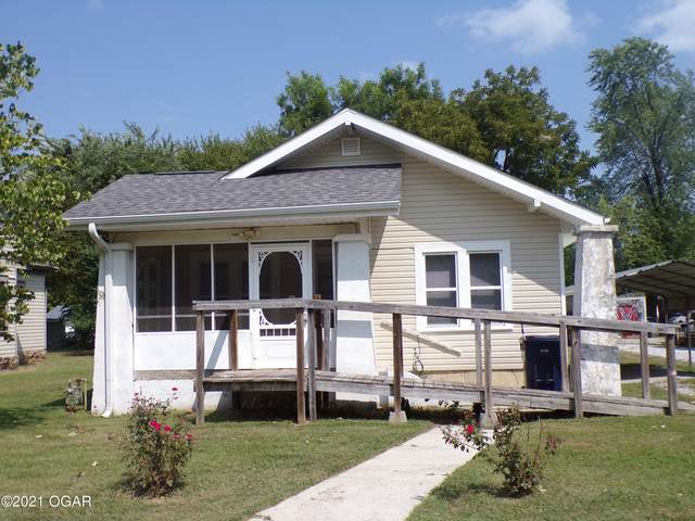 1820 Park Avenue, Baxter Springs, KS 66713 (MLS #213896) :: Davidson Group