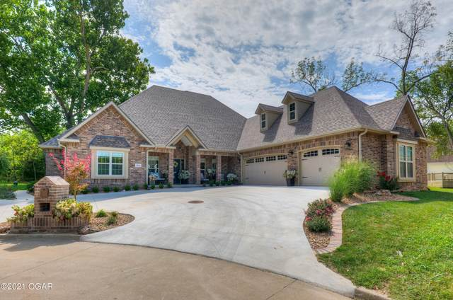 2814 Tranquil Waters Court, Joplin, MO 64801 (MLS #214349) :: Davidson Group