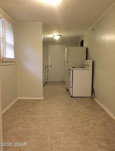 1516 Chouteau Avenue, Baxter Springs, KS 66713 (MLS #214644) :: Davidson Group