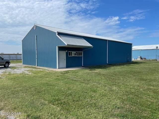 303 Powell Road, Baxter Springs, KS 66713 (MLS #214705) :: Davidson Group