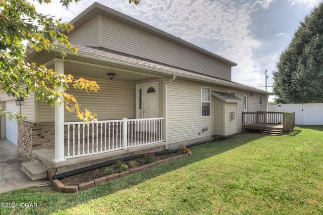 908 Briarview Drive, Carl Junction, MO 64834 (MLS #214955) :: Davidson Group