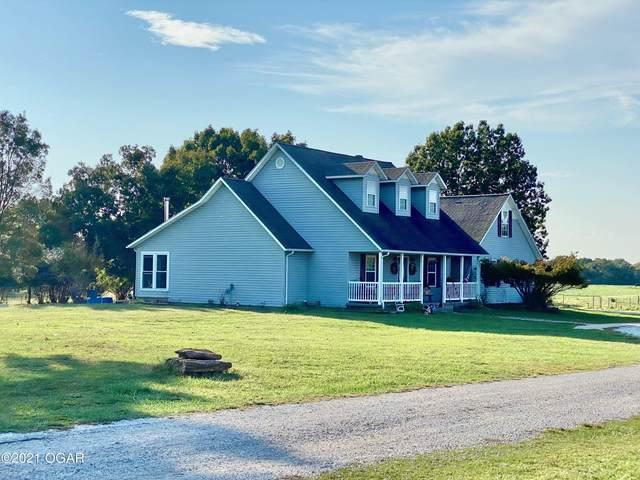 21278 Sunset View Lane, Seneca, MO 64865 (MLS #215150) :: Davidson Group