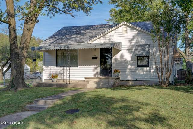 501 S Park Street, Joplin, MO 64801 (MLS #215159) :: Davidson Group