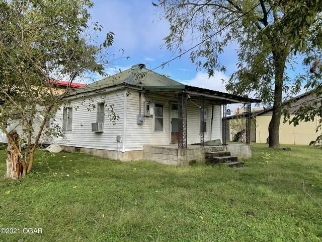 724 N Schifferdecker Avenue, Joplin, MO 64801 (MLS #215160) :: Davidson Group