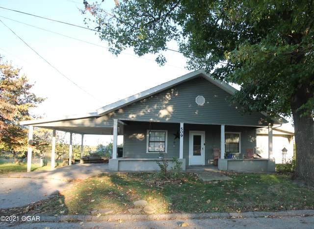 509 S Washington Street, Neosho, MO 64850 (MLS #215230) :: Davidson Group