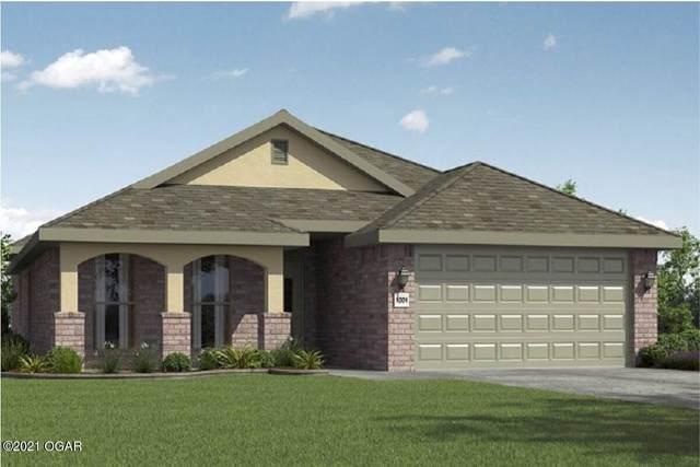 803 Delaney Drive, Carl Junction, MO 64834 (MLS #215239) :: Davidson Group