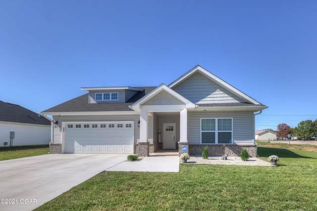 2205 W Greystone, Webb City, MO 64870 (MLS #215357) :: Davidson Group