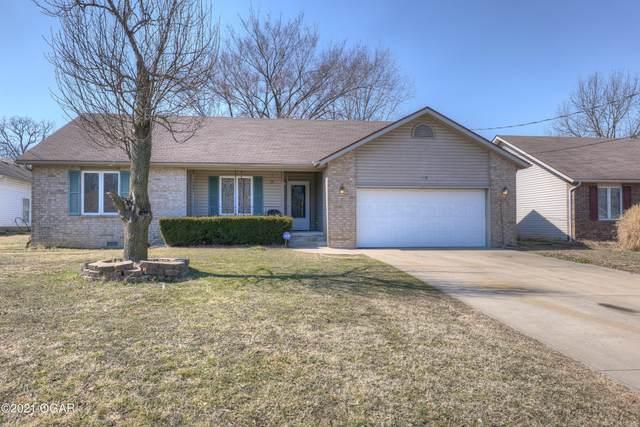 110 Randolph Drive, Carl Junction, MO 64834 (MLS #210753) :: Davidson Group