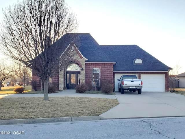 607 Rose Lane, Carl Junction, MO 64834 (MLS #210783) :: Davidson Group