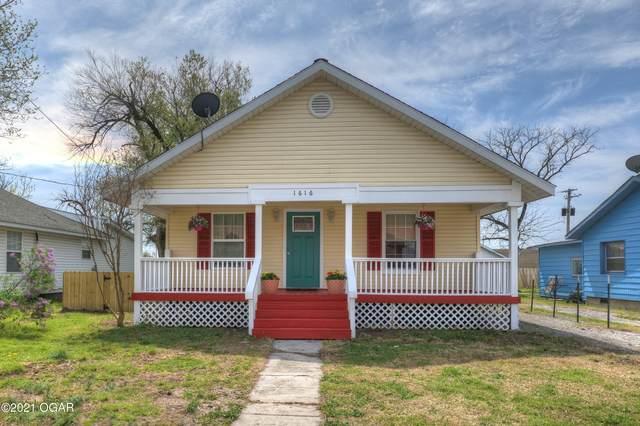 1616 W 4th Street, Joplin, MO 64801 (MLS #211546) :: Davidson Group
