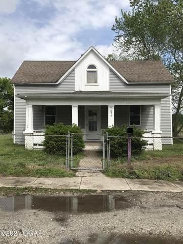215 S Christina Street, Carterville, MO 64835 (MLS #212077) :: Davidson Group