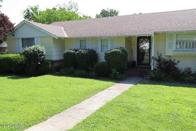 1511 Oak Ridge Drive, Neosho, MO 64850 (MLS #213308) :: Davidson Group