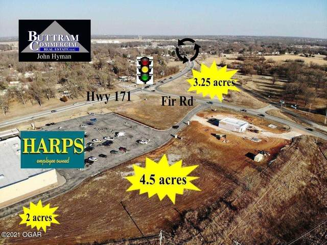 Lot 4B Hwy 171 & Fir Road, Carl Junction, MO 64834 (MLS #183278) :: Davidson Group