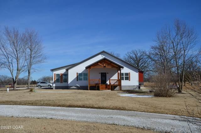 3419 Kapok Drive, Seneca, MO 64865 (MLS #210572) :: Davidson Group