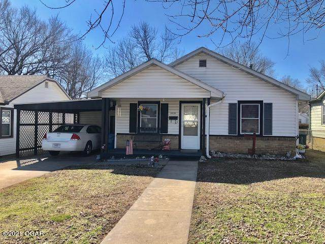 3028 E 9th Street, Joplin, MO 64801 (MLS #210818) :: Davidson Group