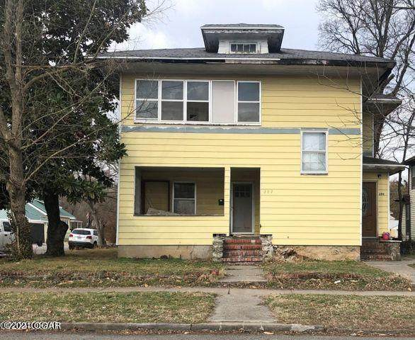202-204 N Sergeant Avenue, Joplin, MO 64801 (MLS #211209) :: Davidson Group