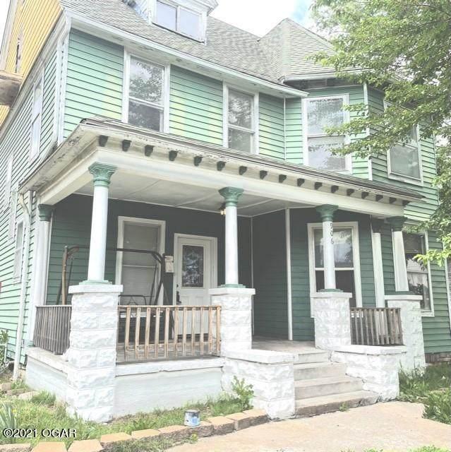906 S Byers Avenue, Joplin, MO 64801 (MLS #212149) :: Davidson Group