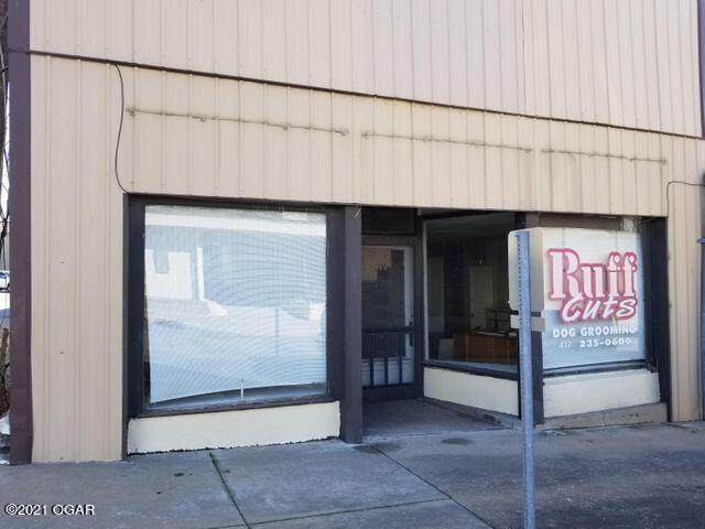 209 4th Street, Monett, MO 65708 (MLS #212892) :: Davidson Group