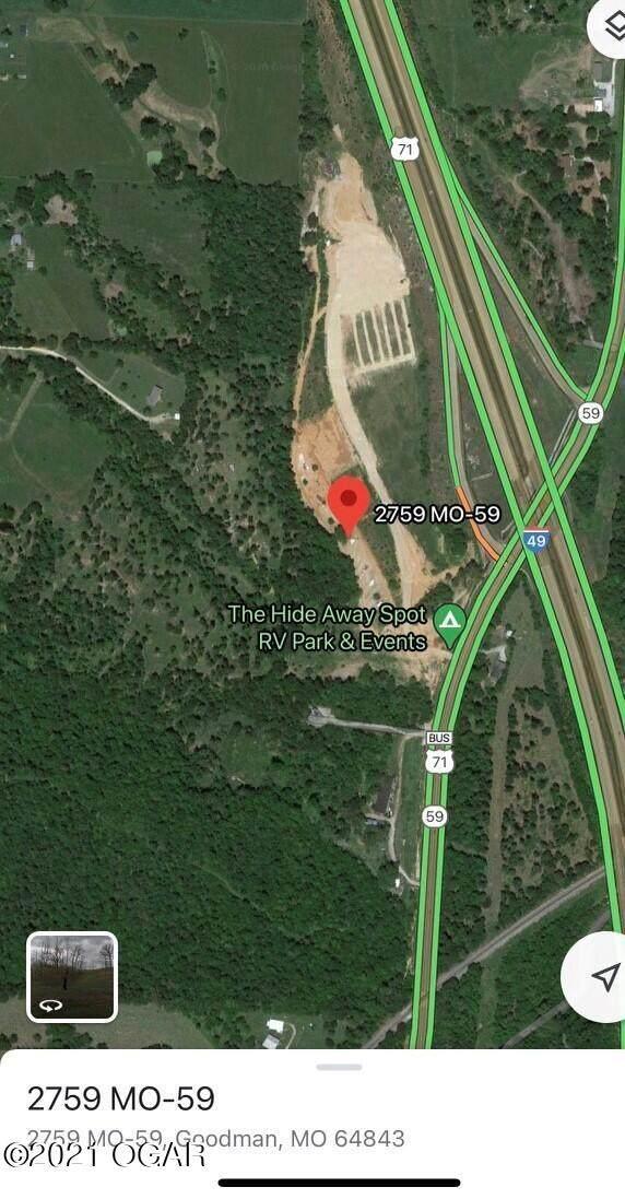 2759 Mo-59, Goodman, MO 64843 (MLS #213534) :: Davidson Group