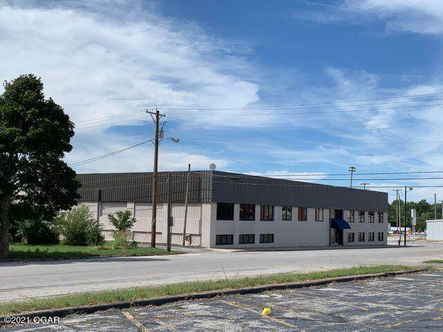 107 S Washington Avenue, Aurora, MO 65605 (MLS #213879) :: Davidson Group