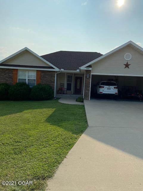 408 Hodge Drive, Carl Junction, MO 64834 (MLS #213582) :: Davidson Group
