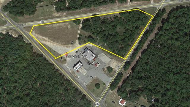 441 Walker Rd, Salley, SC 29137 (MLS #41120) :: Realty One Group Crest