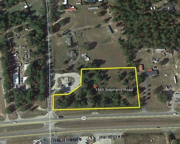 1565 Stephens Rd, North Augusta, SC 29861 (MLS #41130) :: Realty One Group Crest