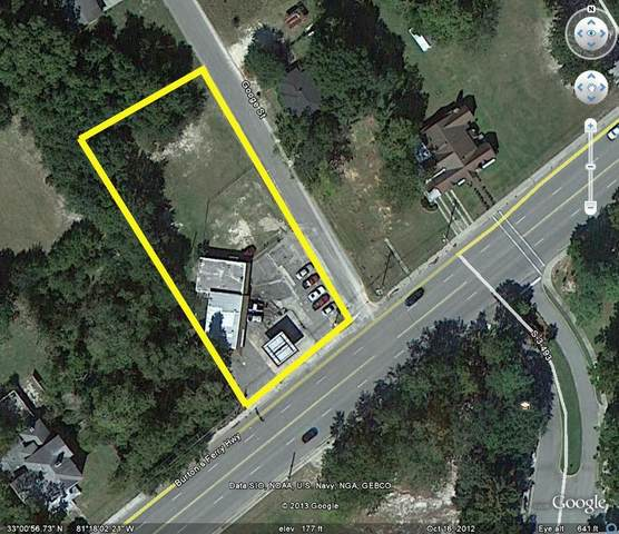 Hwy 301 Googe St, Allendale, SC 29810 (MLS #41774) :: Realty One Group Crest