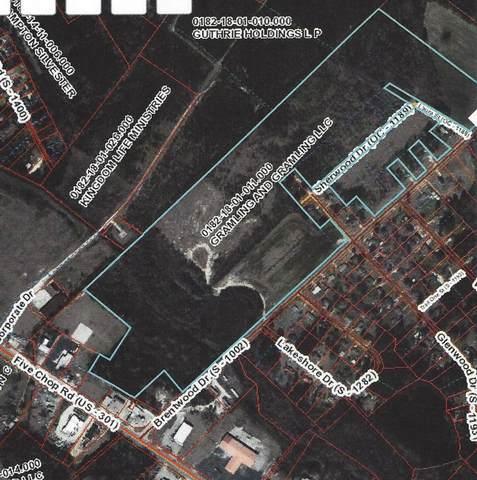 0 Brentwood Drive, Orangeburg, SC 29115 (MLS #43005) :: Metro Realty Group