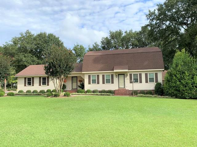 1796 Taylor Blvd, Orangeburg, SC 29118 (MLS #43166) :: Metro Realty Group