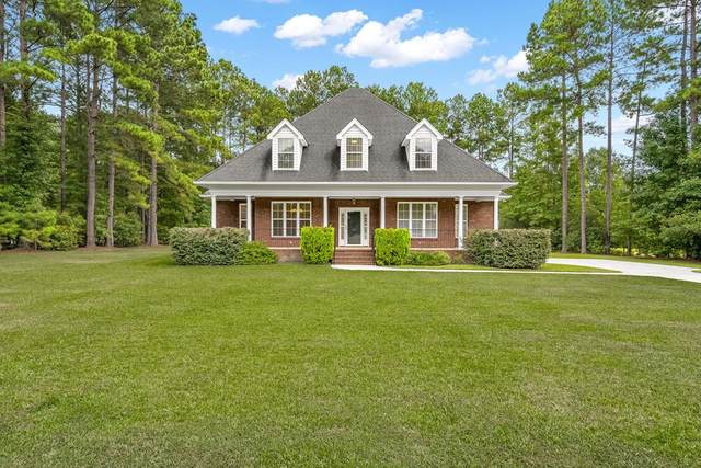 222 Mt Hope Dr, Orangeburg, SC 29118 (MLS #43172) :: Metro Realty Group