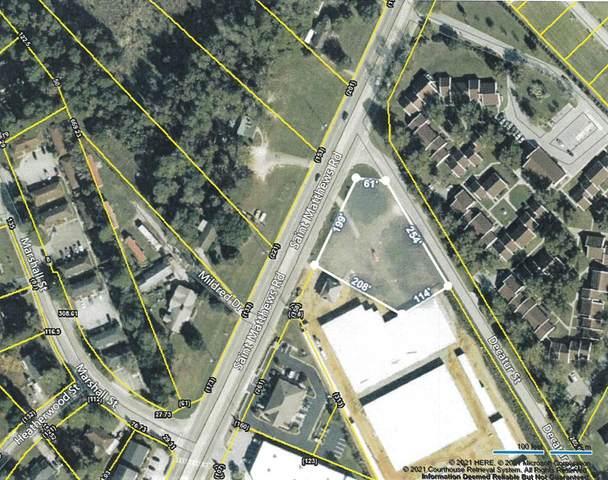 0000 St. Matthews Rd, Orangeburg, SC 29115 (MLS #43498) :: Metro Realty Group