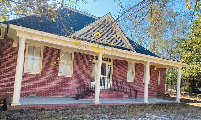 1090 Sawyer St, Orangeburg, SC 29115 (MLS #43500) :: Metro Realty Group