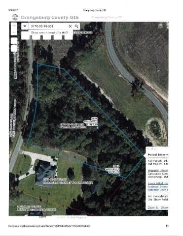 4450 Cambridge Dr., Orangeburg, SC 29118 (MLS #41871) :: Metro Realty Group