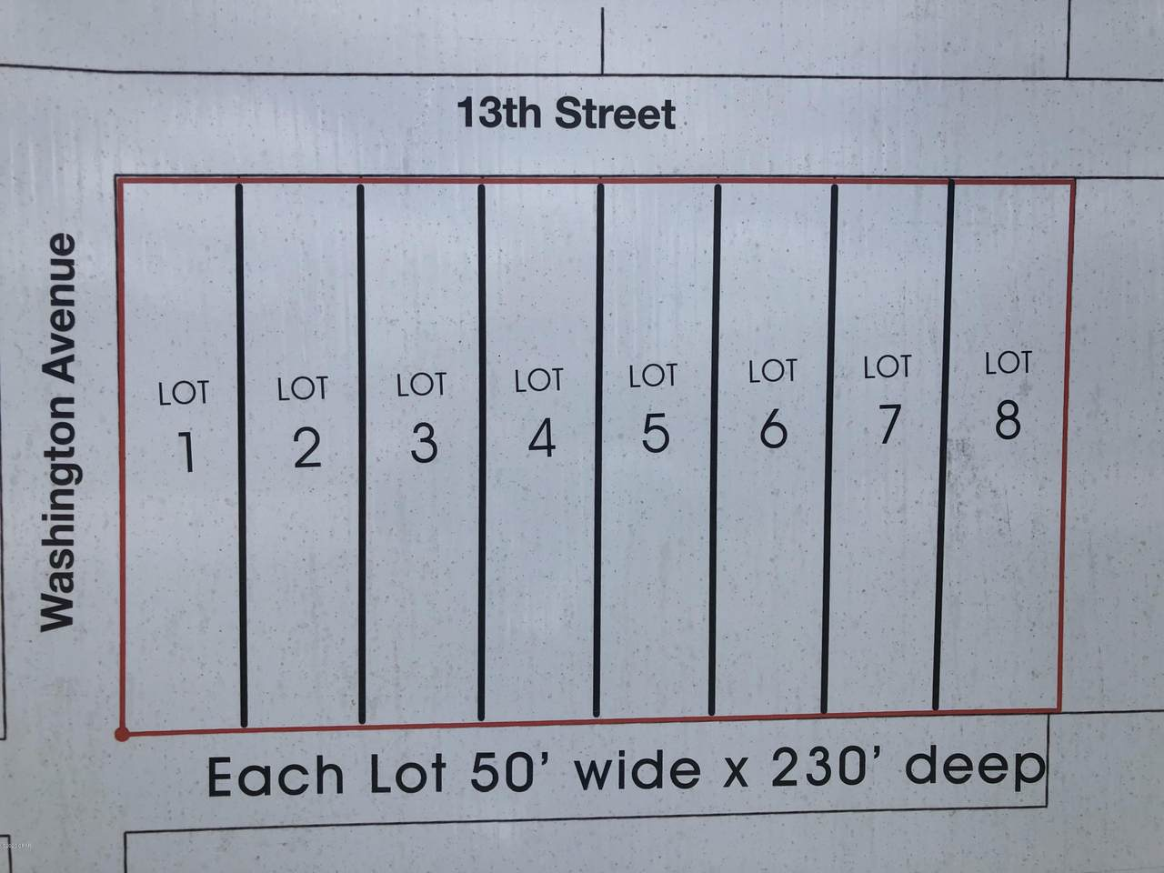 Lot 3-8 13th Street - Photo 1