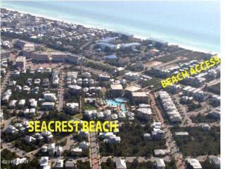 LOT 6 Beach Bike Way, Seacrest, FL 32461 (MLS #656442) :: Scenic Sotheby's International Realty