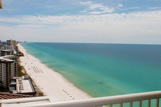 11807 Front Beach 2204 Road #2204, Panama City Beach, FL 32407 (MLS #699061) :: Anchor Realty Florida