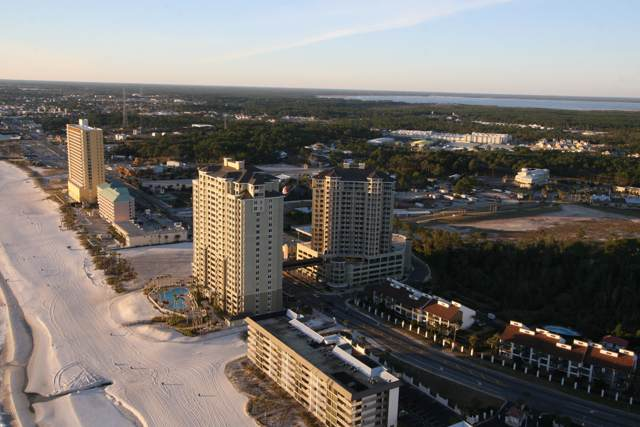 11807 Front Beach 2204 Road #2204, Panama City Beach, FL 32407 (MLS #685166) :: ResortQuest Real Estate