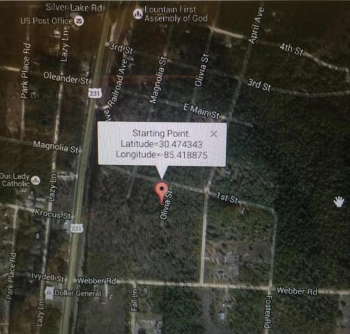 0 Magnolia 217C LOT 12 BLK, Fountain, FL 32438 (MLS #643370) :: Coast Properties
