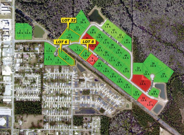 2101 Broken Branch Place, Panama City, FL 32405 (MLS #650437) :: ResortQuest Real Estate