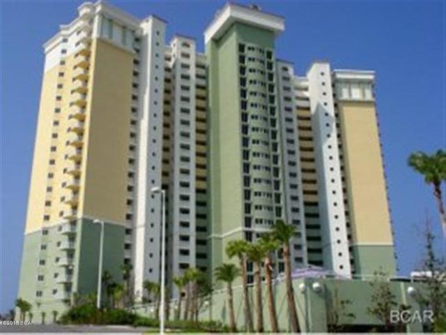 9450 S Thomas Drive C-1600, Panama City Beach, FL 32408 (MLS #655886) :: ResortQuest Real Estate