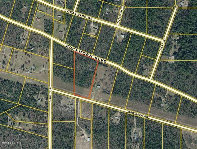 0 Red Deer Road, Chipley, FL 32428 (MLS #657913) :: ResortQuest Real Estate